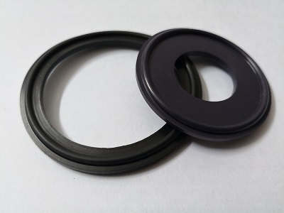 Metal Detectable and X-Ray visible Sanitary Gaskets