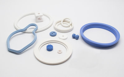 Silicone medical accessories